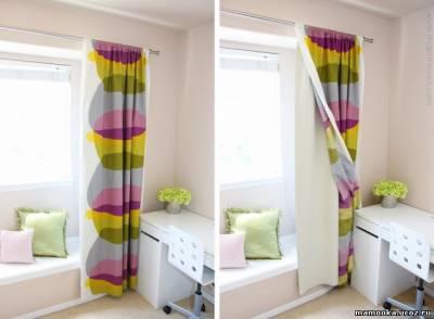 Идеи для дома из ткани интерьер